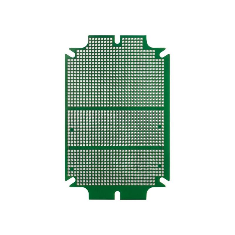 Przewody połączeniowe M-M czerwone 15 cm do płytek stykowych - 10 szt.