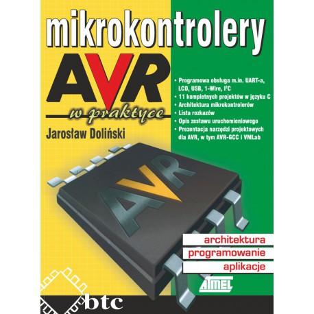 AVR microcontrollers in practice
