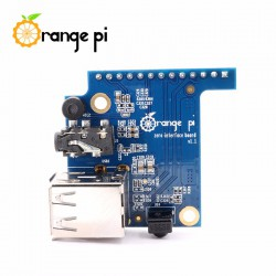 Expansion board for Orange Pi Zero 256MB/512MB