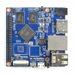 Banana Pi M2+ EDU - quad-core ARM H3 z 512MB RAM