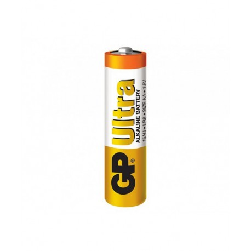 Bateria AA/R6/LR06 (1.5V) alkaliczna GP Ultra