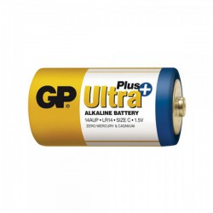 Bateria C/R14 (1.5V) alkaliczna GP Ultra+ - 1 szt.