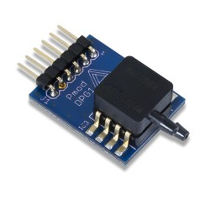 Pmod DPG1 (410-333) - różnicowy czujnik ciśnienia