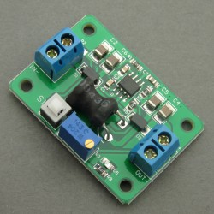 Moduł przetwornicy DC-DC Step-down 4.75..24V - regulowane 0.93..18V MP2307