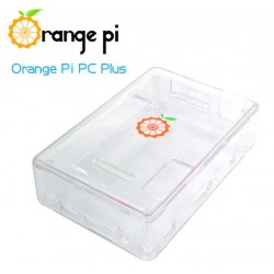 ABS Case for Orange Pi PC/PC Plus/PC 2 - Transparent
