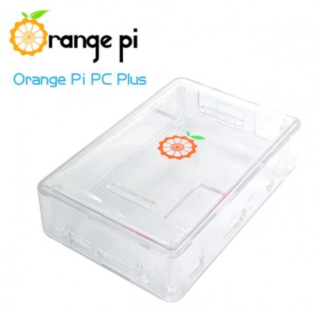 Obudowa do Orange Pi PC/PC Plus/PC 2 - niebieska