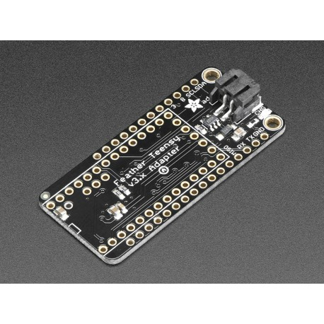 Feather adapter for Teensy 3.x tiles