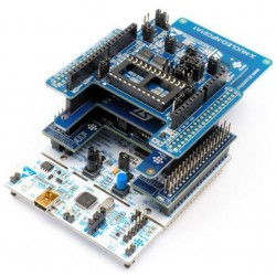 P-NUCLEO-AZURE1 - STM32 Nucleo pack for IoT node with Wi-Fi, sensors and NFC connected to Microsoft Azure IoT