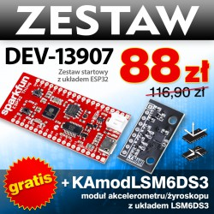Zestaw DEV-13907_PROMO