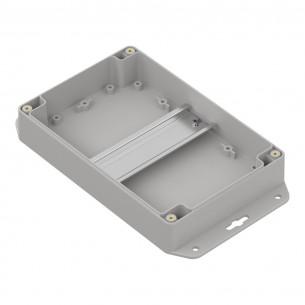 Obudowa Raspberry Pi 3/2/B+ do szyny DIN