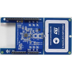 X-NUCLEO-NFC05A1 - NFC card reader expansion board based on ST25R3911B for STM32 Nucleo
