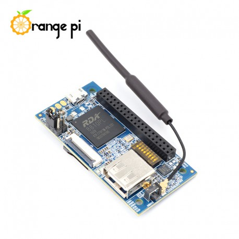 Orange Pi i96 - komputer z procesorem ARM Cortex- A5