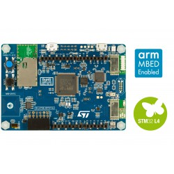 B-L475E-IOT01A2 - STM32L4 Discovery kit IoT node, low-power wireless, BLE, NFC, SubGHz, Wi-Fi