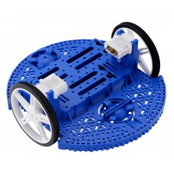 Chassis Romi Chassis Kit - Blue
