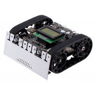 Zumo 32U4 Robot (złożony, z silnikami 50:1 HP)