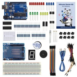 ArduCAM Basic starter kit with Arduino UNO R3