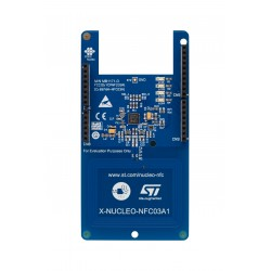 X-NUCLEO-NFC03A1 - NFC card reader expansion board based on CR95HF for STM32 Nucleo