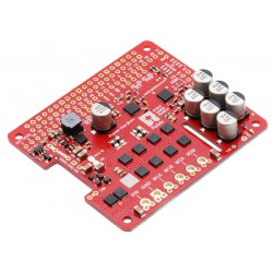 Pololu 3750 - Pololu Dual G2 High-Power Motor Driver 18v18 for Raspberry Pi (Partial Kit)