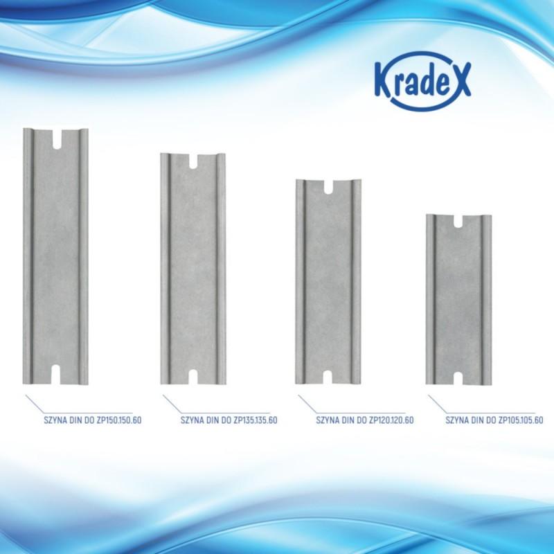 Potencjometr montażowy wieloobrotowy 10kΩ THT