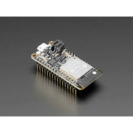 Adafruit HUZZAH32 - Feather module with Wi-Fi ESP32 (with soldered connectors)