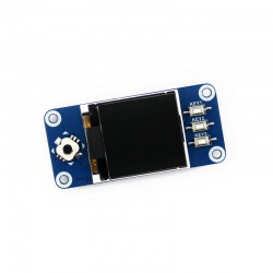128x128, 1.44inch LCD display HAT for Raspberry Pi SKU: 13891