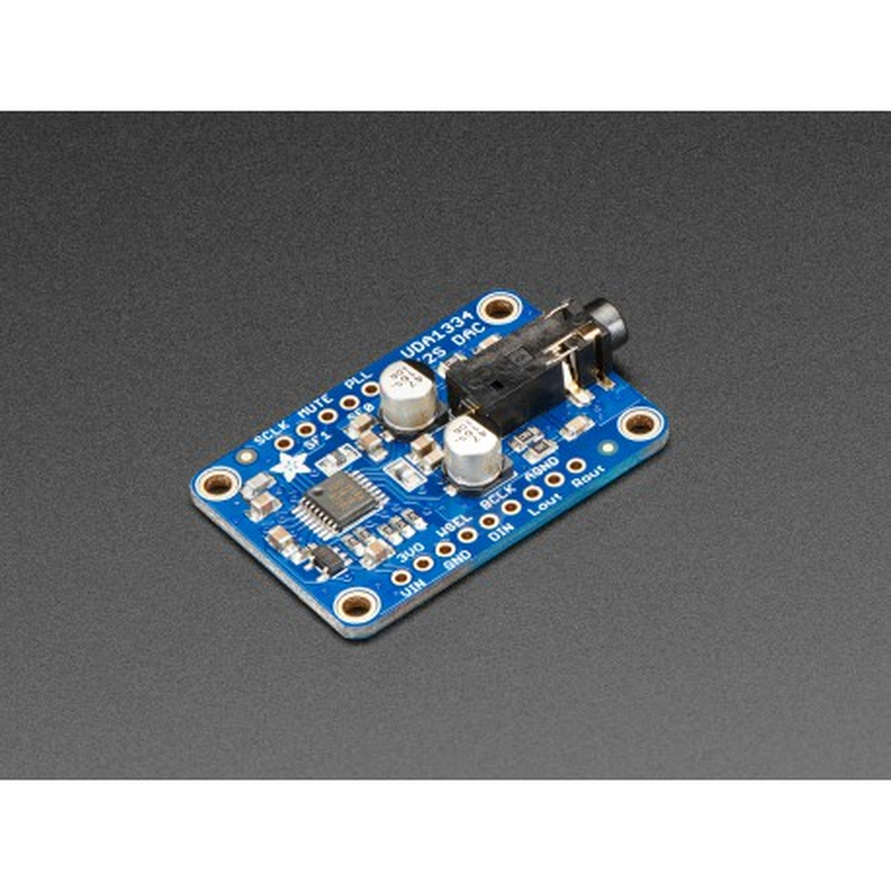 Adafruit I2S Stereo Decoder UDA1334A - dekoder stereo DAC