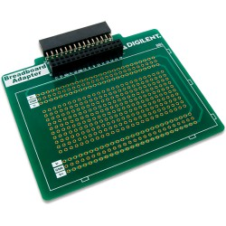 Breadboard Adapter for AD (410-361) Adapter do Analog Discovery