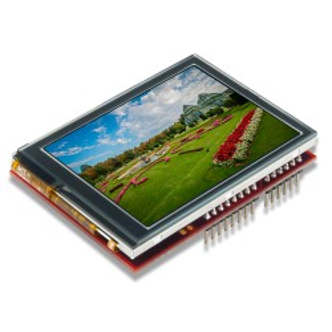 Digilent Multi-Touch Display Shield (410-317) - nakładka z wyświetlaczem LCD 2,8