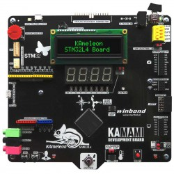 KAmeleon-STM32L4 - starter kit with STM32L496ZGT6 microcontroller