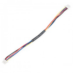 Qwiic Female-female 4-pin cable, 100mm