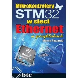 STM32 microcontrollers in an Ethernet network in the examples