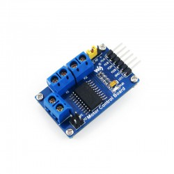 Waveshare driver module for two DC motors
