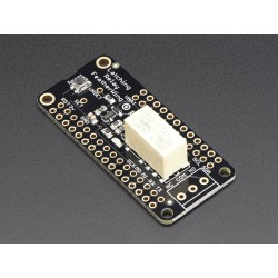 Adafruit FeatherWing module with snap relay