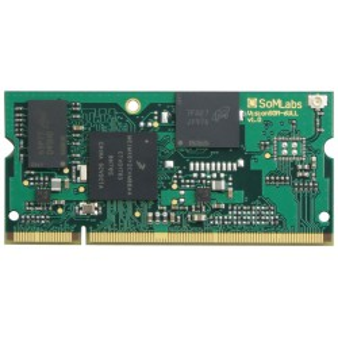 VisionSOM-6ULL - moduł z procesorem i.MX6 ULL, 512MB RAM, 4GB eMMC