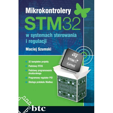 STM32 microcontrollers in control and regulation systems
