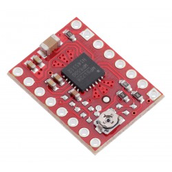 Pololu Stepper motor controller with MP6500 chip