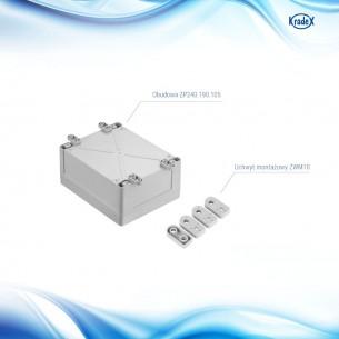 Adafruit HUZZAH32 - moduł Feather z Wi-Fi ESP32 (z przylutowanymi złączami - żeńskie przedłużone)