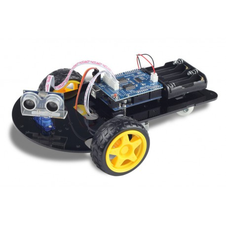ArduCAM - A set for building a mobile robot for Arduino