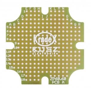 PmodCLS (210-092) - Wyświetlacz LCD 2x16 z interfejsem szeregowym