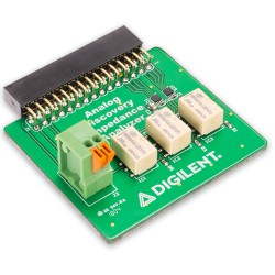 Digilent Impedance Analyzer - an impedance analyzer for Analog Discovery 2