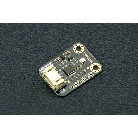 Gravity: I2C BME680 Environmental Sensor - environmental sensor 4 in 1
