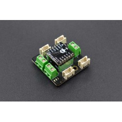 2x1.2A DC Motor Driver - DC motors driver with Gravity connectors