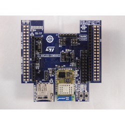 X-NUCLEO-IDW04A1 - Wi-Fi expansion board based on SPWF04SA module for STM32 Nucleo