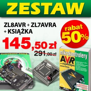 Zestaw ZL8AVR_PROMO