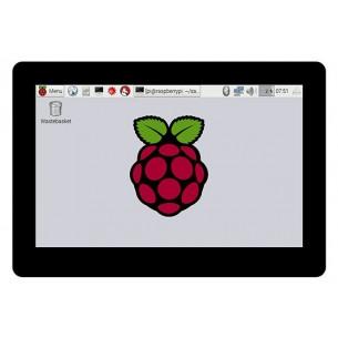 Wyświetlacz segmentowy LED (linijka) - moduł Grove