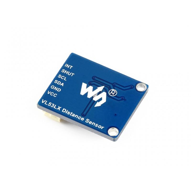 Gravity I2C OLED-2864 Display - wyświetlacz OLED