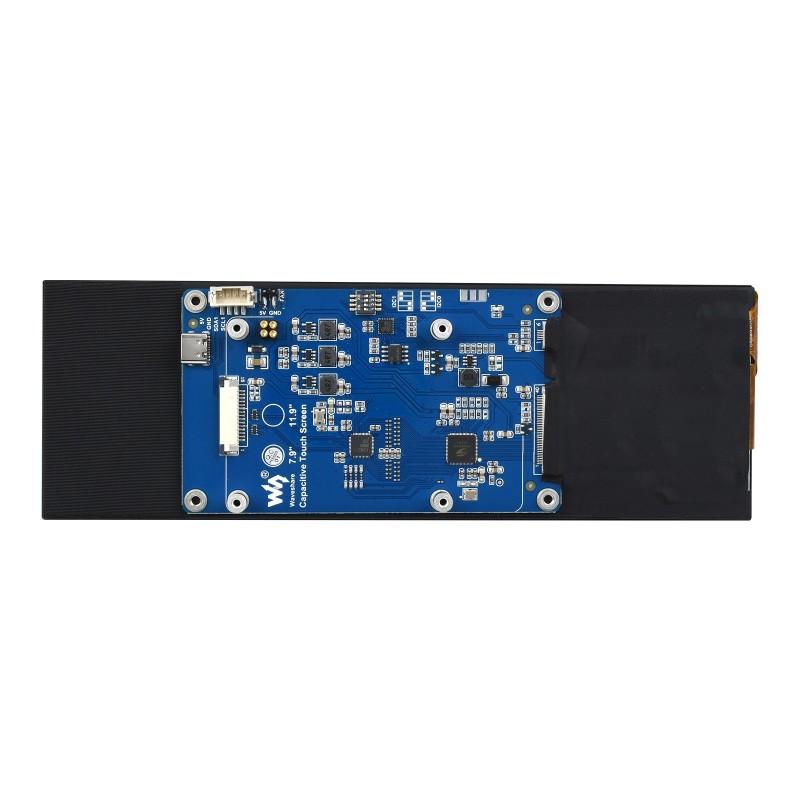4inch Touch LCD Shield - nakładka z wyświetlaczem LCD dla Arduino