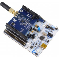 STEVAL-FKI433V2 - Sub-1GHz (430-470 MHz) transceiver development kit based on S2-LP
