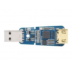 Compute Module IO Board Plus - prototype board for Raspberry Pi CM3 and CM3L
