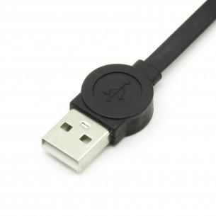 SIM7600E 4G HAT - moduł komunikacyjny 4G/3G/2G/GSM/GPRS/GNSS dla Raspberry Pi